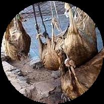 Traditional Goatskin Bags